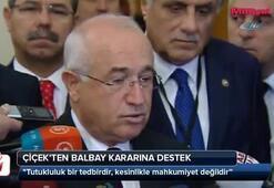 Balbay kararına destek