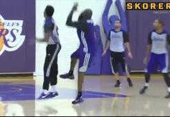 Kobeden Lakersa müjdeli haber