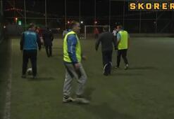 Kampa futbol arası