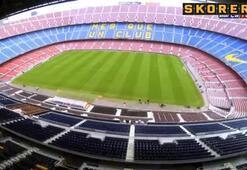 1 dakikada Nou Campta El Clasico heyecanını yaşayın