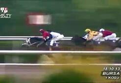 Bursa Hipodromu (58. Yarış Günü) 1. Koşusu
