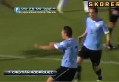Uruguay Arjantini devirdi