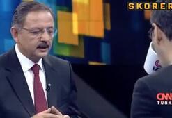 Mehmet Özhaseki: Şike yapanları biliyorum
