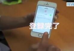 iPhone 5Sin kilidini meme ucuyla açtı