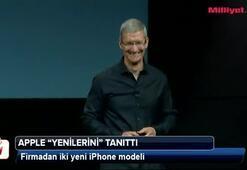 Appledan iki yeni iPhone