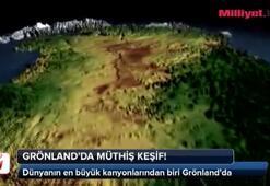 Grönlandda müthiş keşif