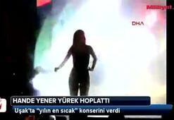 Hande Yener yürek hoplattı