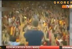 Keremcemden Galatasaraya özel marş