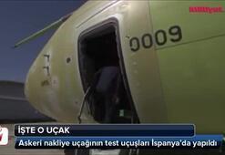 İşte o yeni uçak