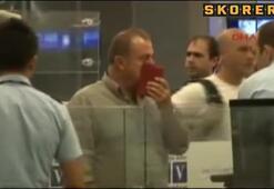 Galatasaray yurda döndü