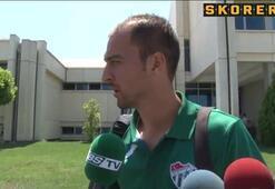 Bursaspor Sırbistan'dan avantajlı dönmek istiyor