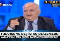 UEFA, Fenerbahçe ve Beşiktaşı kandırdı Ahmet Çakardan şok iddia