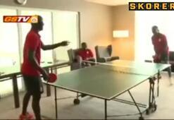 Muhteşem turnuva Drogba, Eboue, Dany, Chedjou...