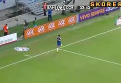 Pato coştu, Corinthians uçtu