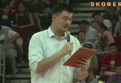 Yao Ming ile T-Mac koç oldu