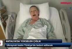 Antalya'dan yükselen çığlık