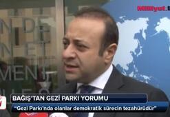 Bağıştan Gezi Parkı yorumu