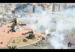 İstanbulda Salı sabahı polis müdahalesi