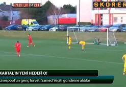 Beşiktaşın yeni hedefi o
