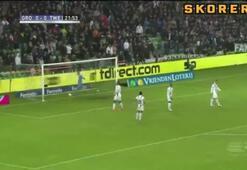 Twenteye galibiyeti getiren şık gol