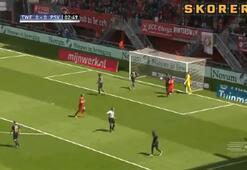 PSV zorlamadı, Twente acımadı