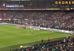 Feyenoordta kapanışı Pelle yaptı