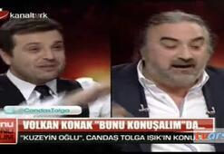 Volkan Konak Twitter kullanıcılarına patladı
