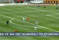 Fenerbahçe 4-3 Galatasaray | Unutulmaz geri dönüş