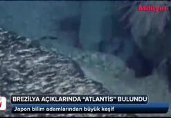 Brezilya açıklarında Atlantis bulundu