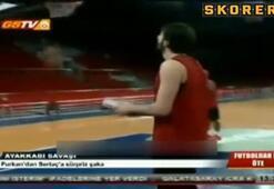 Galatasarayda ayakkabı kavgası