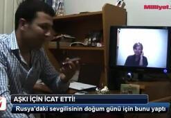 Türk mucit, aşkı için bunu yaptı