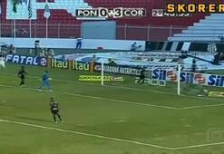 Pato bir bir geçti ve golünü attı