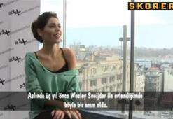 Sneijder Türkiyede evlenme teklif etmiş