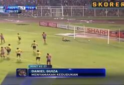 Güiza şaşırttı Bir maçta 2 gol birden