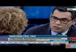 Ayşen Gruda: Ha cami kapatmışsın ha tiyatro