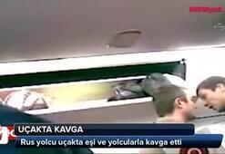 Rus yolcu Antalya uçağını karıştırdı