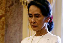 Myanmar lideri Çii, Reuters muhabirlerinin hapse atılmasını savundu
