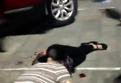 Son dakika... Çin'de saldırgan kalabalığın üzerine araç sürdü Böyle yakalandı