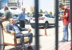 CHPnin önünde eylem yapan Abbas Canyurtla ilgili flaş gelişme