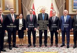 Varlık Fonu'nun başkanı Erdoğan