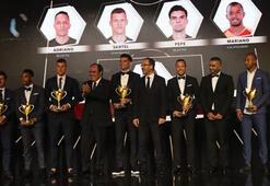 Futbolun Oscarları sahiplerini buldu