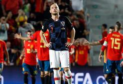 İspanya-Hırvatistan: 6-0