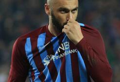 Burak Yılmazdan Trabzonspora cevap Parayla ilgisi yok