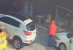 Gelin arabalı ve kalaşnikoflu soygun girişiminin yeni görüntüleri ortaya çıktı