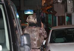 Son dakika: İstanbulda şafak operasyonu Çok sayıda gözaltı var