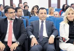AYM Başkanı Arslan'dan Makedonya'da konferans
