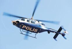 Helikopter destekli okul denetimi