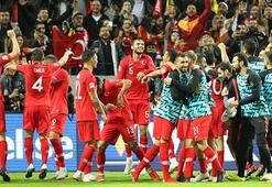 İsveç - Türkiye: 2-3 (İşte maçın özeti)