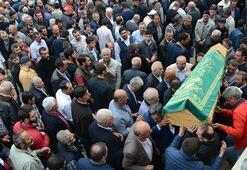 Kazada hayatını kaybeden MHPli Başkan toprağa verildi