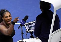 Serena Williamsın cezası belli oldu